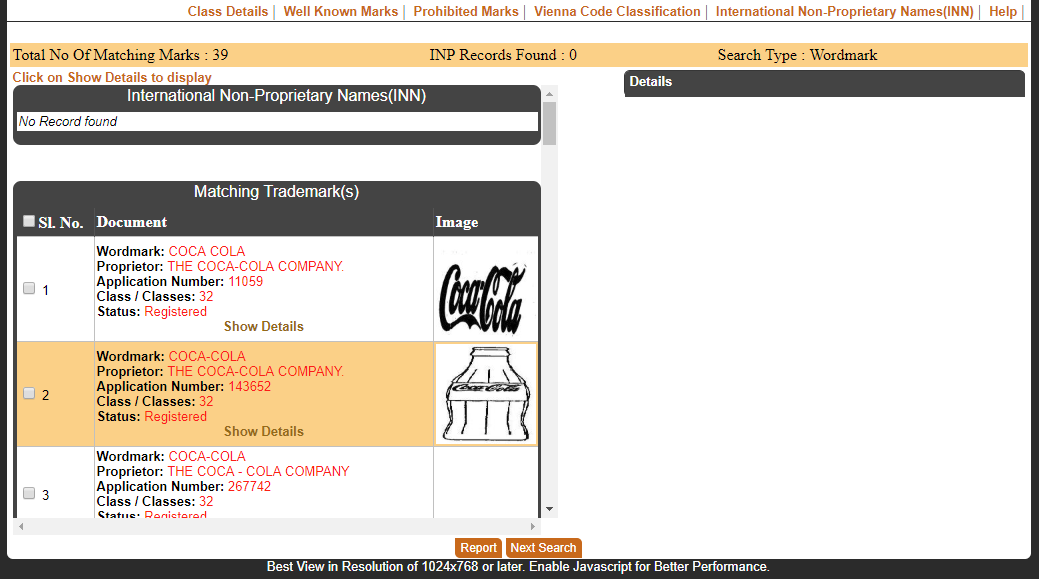 Trademark Search India, Trademarks Registration in India ...